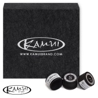 Наклейка для кия Kamui Clear Black ø13мм Soft 1шт.