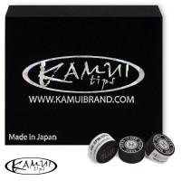 Наклейка для кия Kamui Black ø12.5мм Hard 1шт.