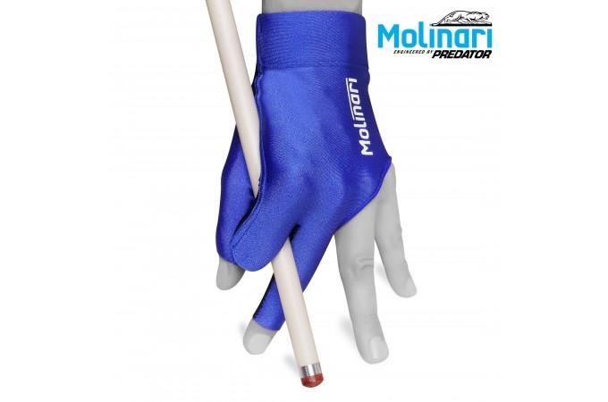 Перчатка Molinari синяя безразмерная