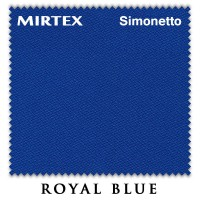Бильярдное сукно Simonetto 920 200см Royal Blue (Mirteks)