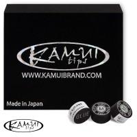 Наклейка для кия Kamui Black ø12мм Medium 1шт.