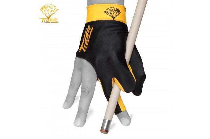 Перчатка Tiger Professional Billiard Glove правая M