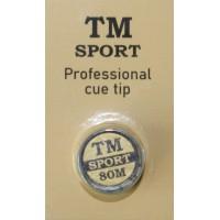 Наклейка для кия ТМ Sport 80M ø13мм Medium/Hard 1шт.