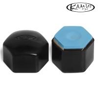 Пенал для мела Kamui Roku с магнитом черный 1 шт.