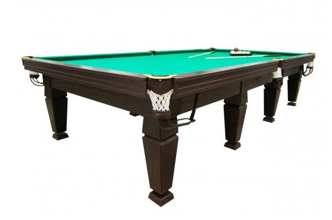 Бильярдный стол Магнат (ДСП) 12 футов Базовая