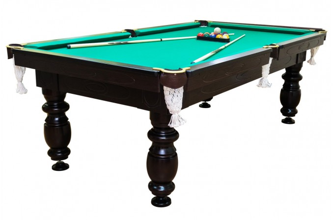 Бильярдный стол Мрия Нова (ДСП) 6 футов Базовая, американский пул