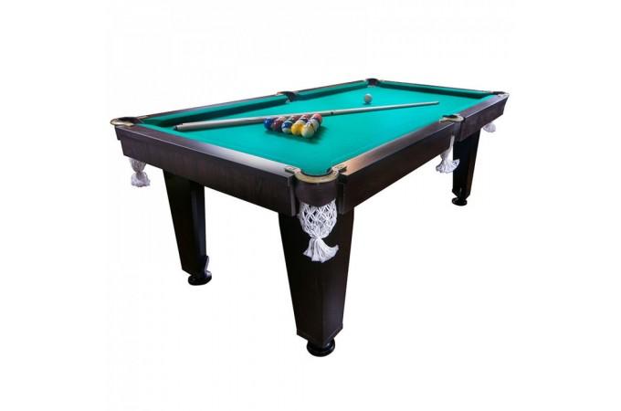 Бильярдный стол Корнет (ЛДСП) 6 футов Стандартная, американский пул