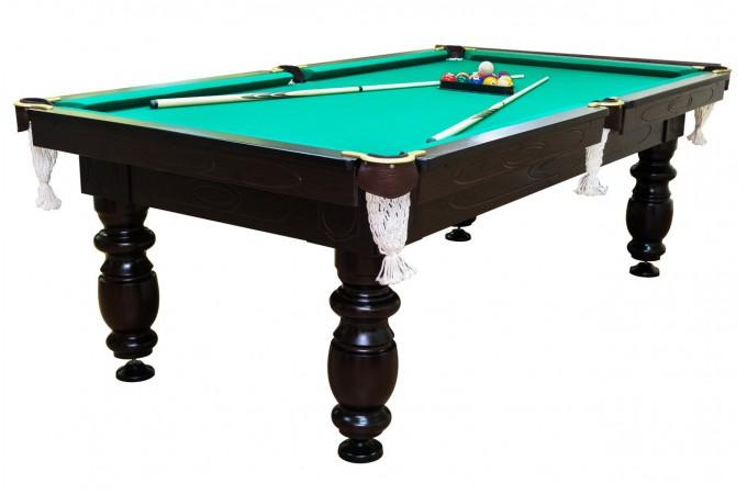 Бильярдный стол Мрия Нова (ЛДСП) 8 футов Максимальная, американский пул