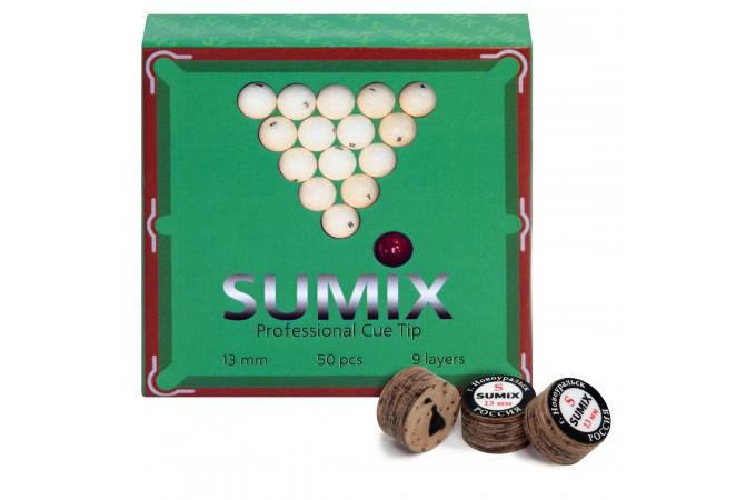 Наклейка для кия SUMIX ø13мм Soft 1шт.