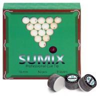 Наклейка для кия SUMIX ø13мм Medium с фиброй 1шт.