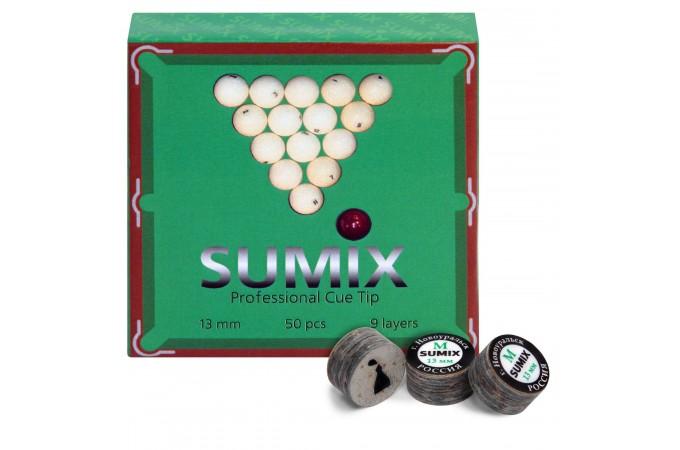 Наклейка для кия SUMIX ø13мм Medium 1шт.