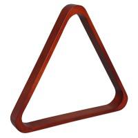 Треугольник для снукера Classic дуб коричневый ø52,4мм