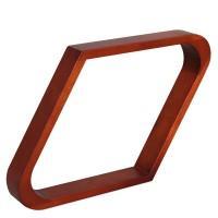 Треугольник - Ромб для пула Classic дуб коричневый ø57,2мм