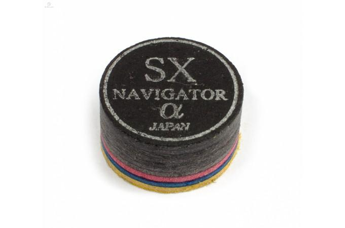 Наклейка для кия Navigator Alpha ø14мм SX Extra Super Soft 1шт.