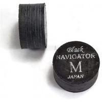 Наклейка для кия Navigator Black ø14мм Medium 1шт.