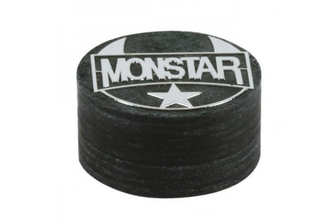Наклейка для кия Monstar Black ø14мм Hard 1шт.