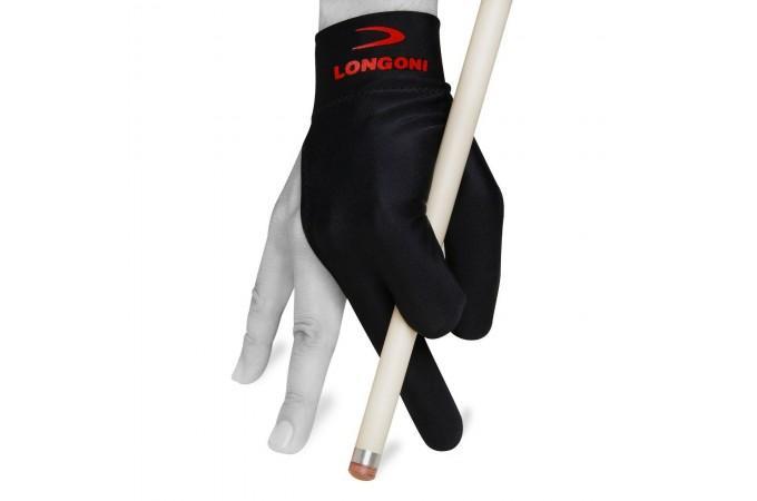 Перчатка Longoni Velcro черная правая безразмерная (для левши)