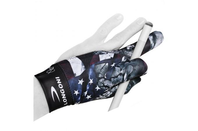 Перчатка Longoni Fancy Flag 4 безразмерная