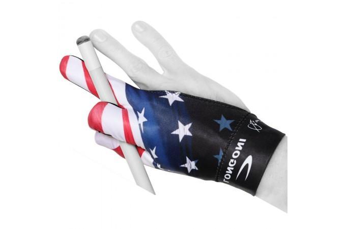 Перчатка Longoni Fancy Flag 3 правая безразмерная (для левши)