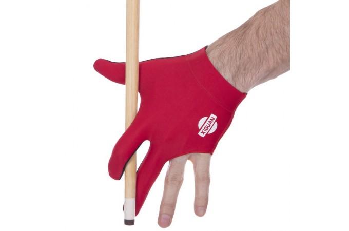 Перчатка XGN красная безразмерная