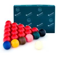 Шары для снукера Aramith Premier Snooker ø52,4мм