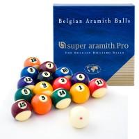 Шары для пула Super Aramith Pro 57,2мм