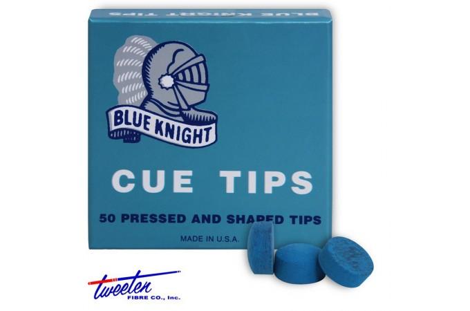 Наклейка для кия Blue Knight ø12,5мм 1шт.