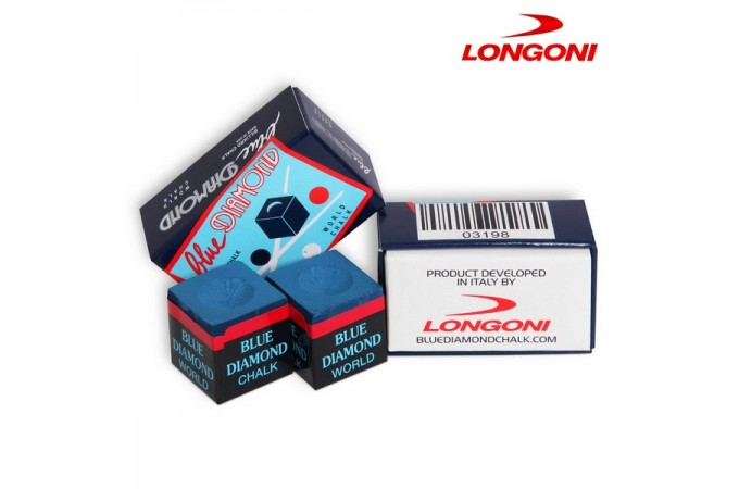 Мел Blue Diamond Longoni Blue 1шт