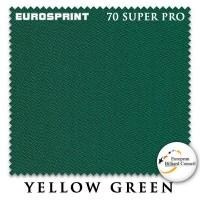 Сукно Eurosprint 70 Super Pro 198cм Yellow Green
