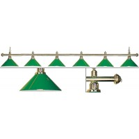 Лампа Evergreen 6 плафонов