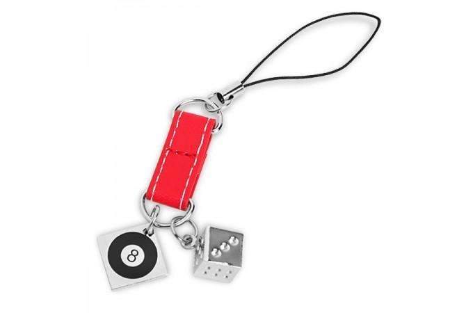 Брелок MT5010 для мобильного телефона, металлический