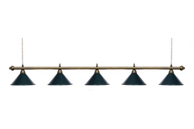 Лампа Классик 5 плафонов