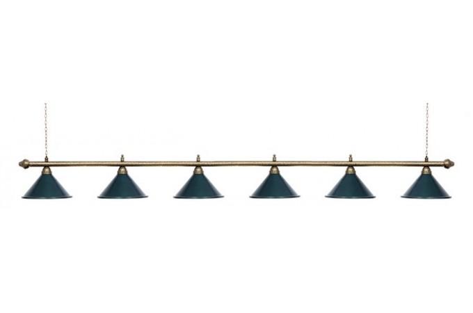 Лампа Классик 6 плафонов