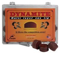 Наклейка для кия Tiger Dynamite ø14мм Hard 1шт.