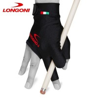 Перчатка Longoni Black Fire правая M