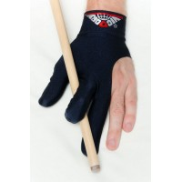 Перчатка Skiba Vistory вставки на пальцах синяя M/L
