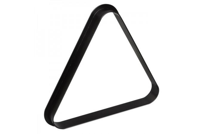 Треугольник для снукера Стандарт пластик черный ø52.4мм