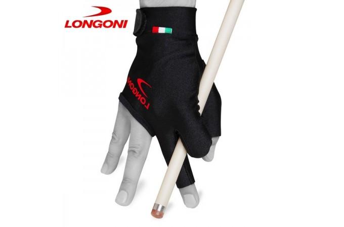Перчатка Longoni Black Fire правая L