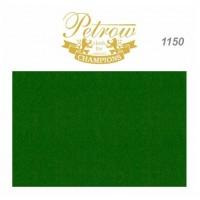 Сукно для снукера PETROW 1190 197см Yellow Green