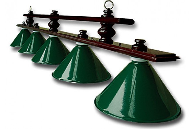 Лампа Prestige 4 плафона