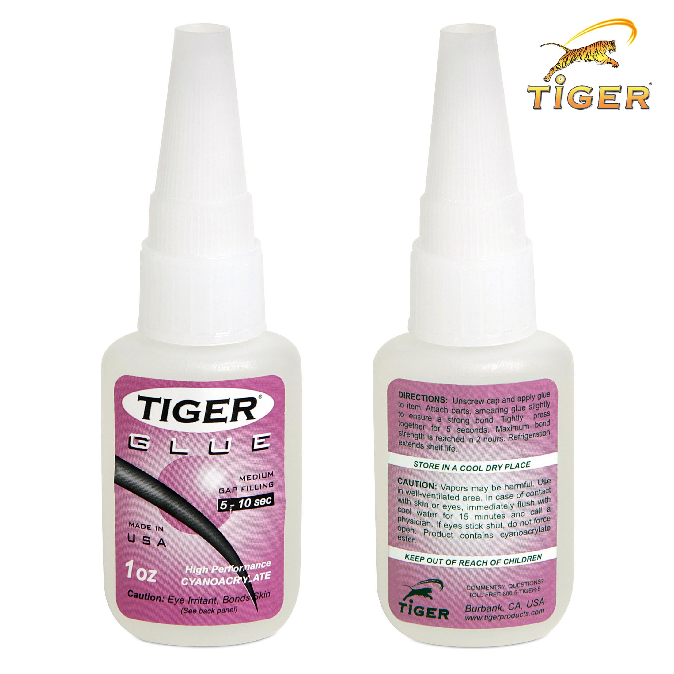 Клей для наклеек Tiger