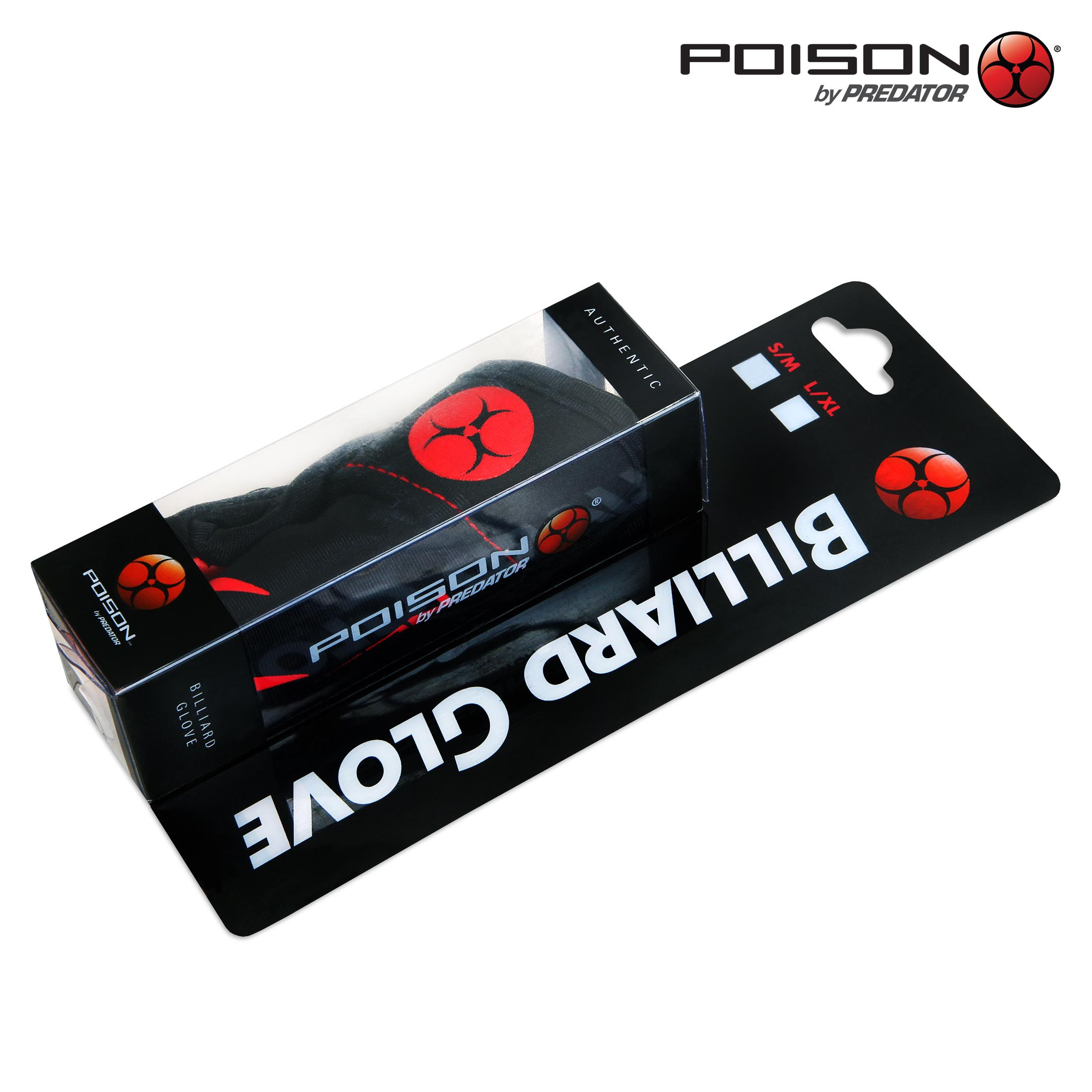 Перчатка Poison S/M