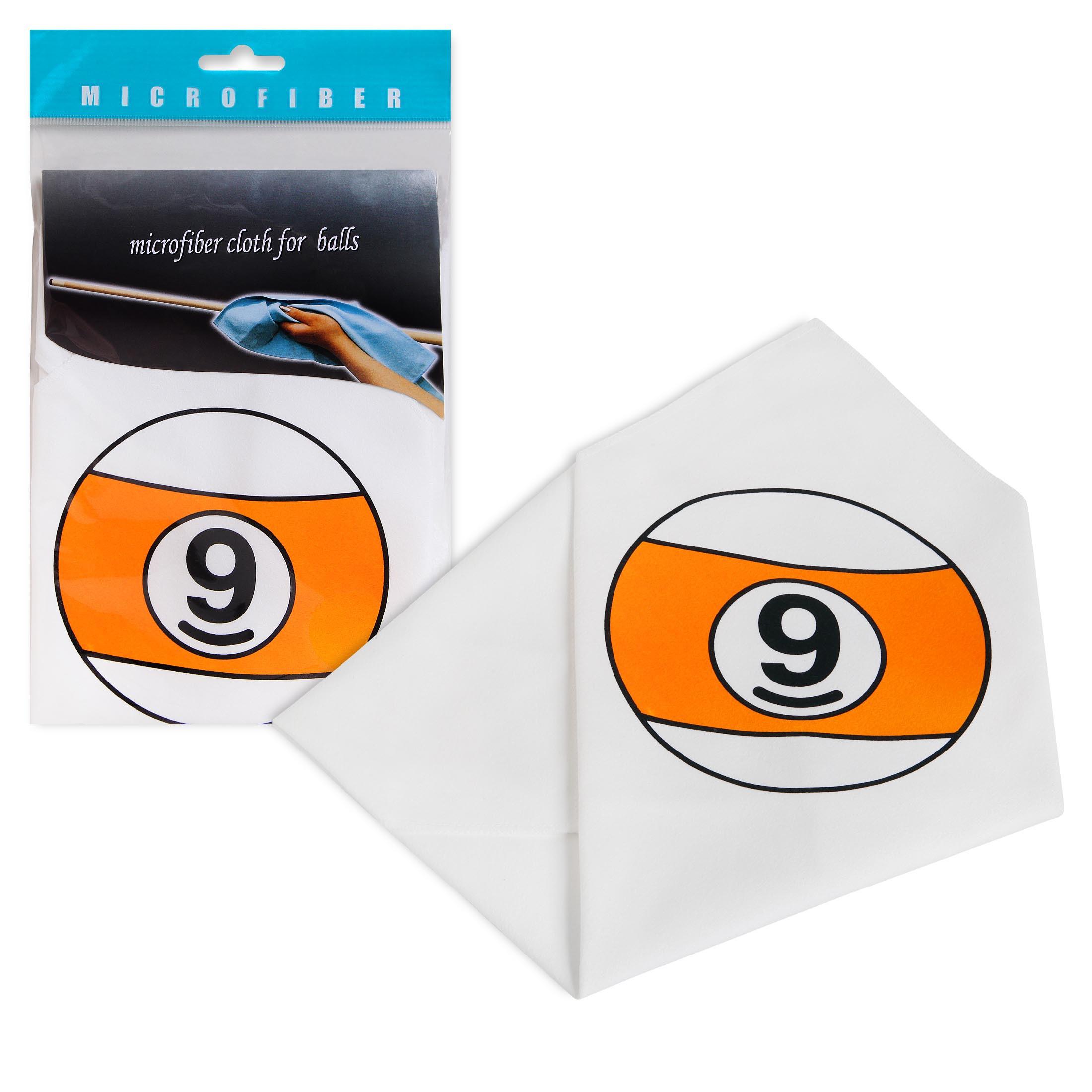 Салфетка для чистки и полировки Шар №9 микрофибра