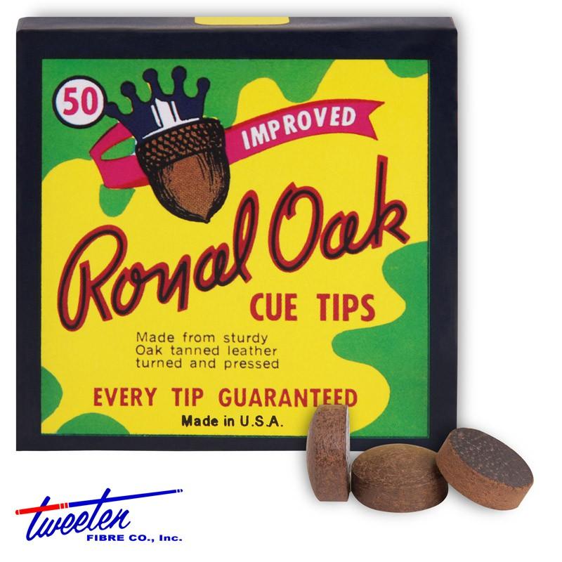 Наклейки для кия Royal Oak ø13мм 50шт.