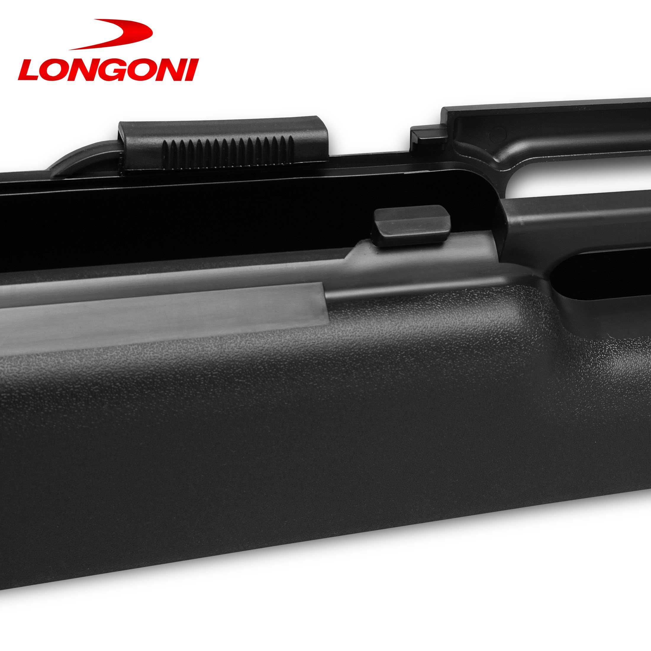Кейс Longoni Shuttle 1x2 черный