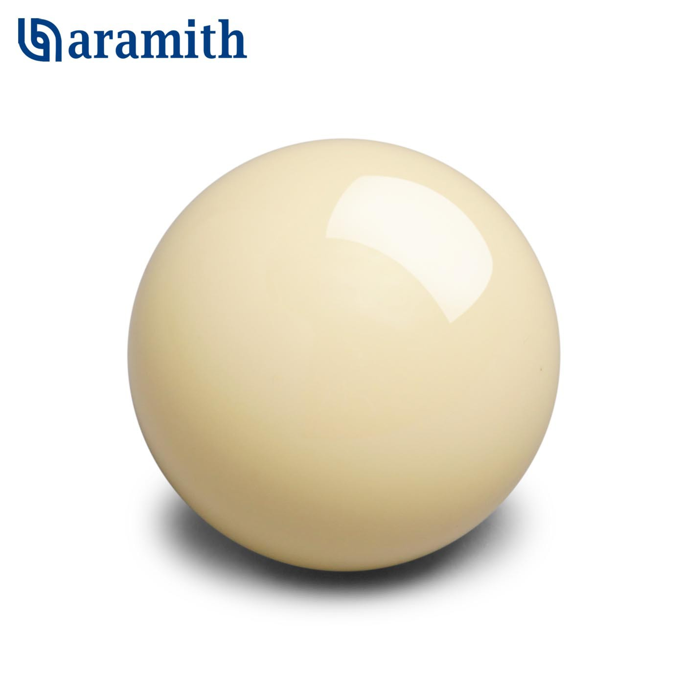 Биток для снукера Aramith Premier Snooker ø52,4мм белый