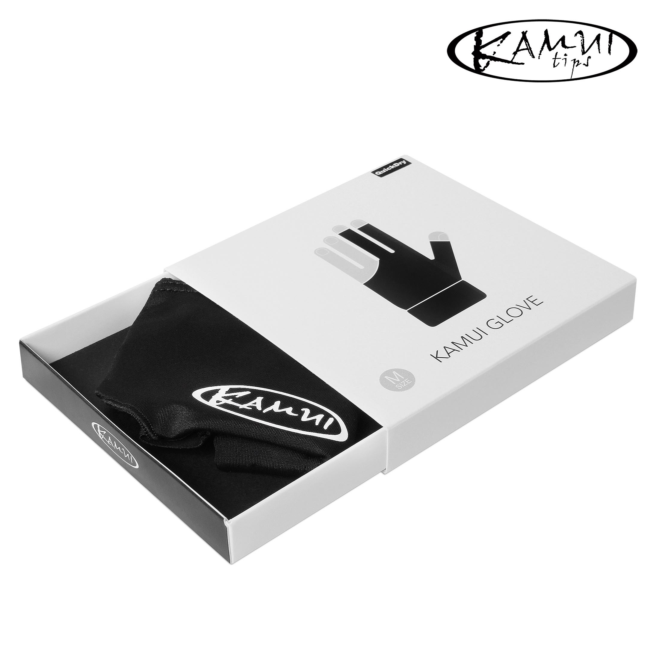 Перчатка Kamui QuickDry черная M