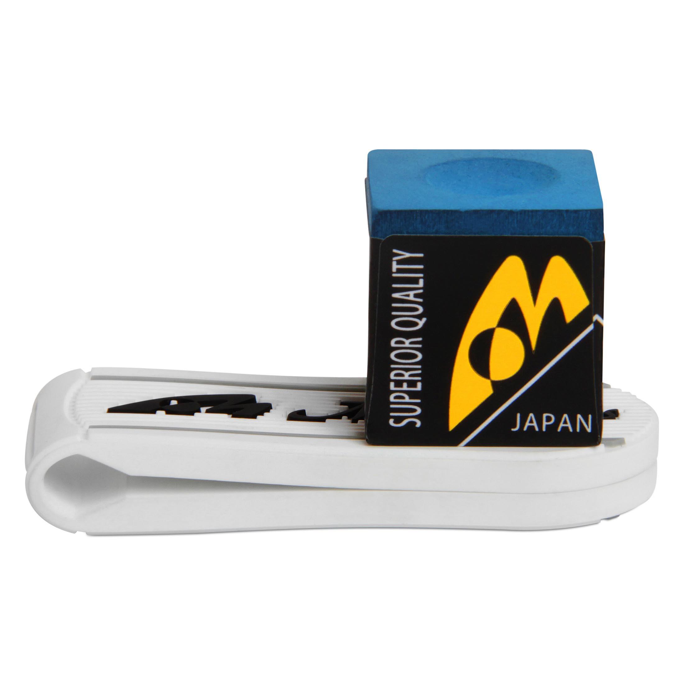 Держатель для мела Mezz Magnetic Chalk Holder MPH-WK белый/черный