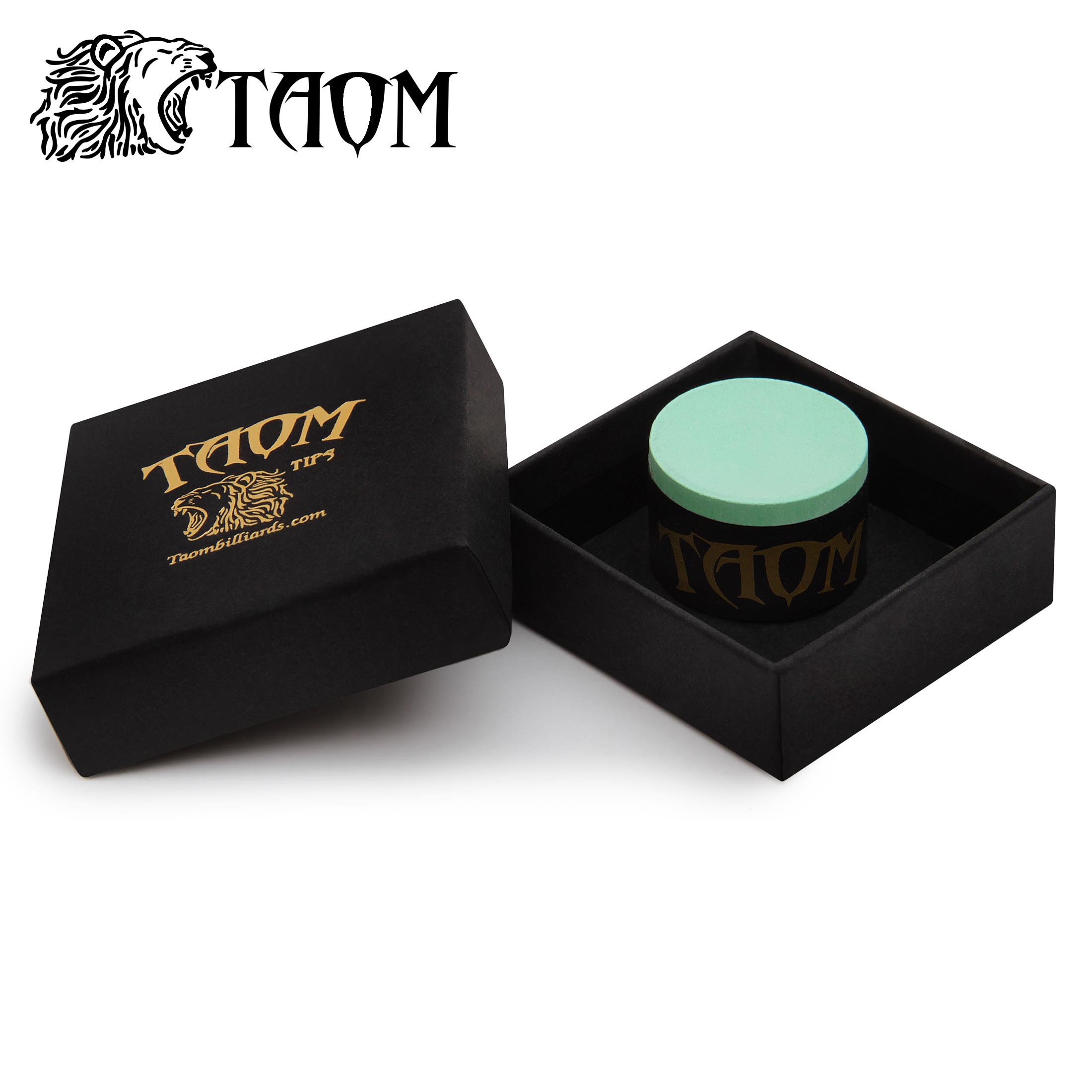 Мел Taom Chalk Snooker 2.0 Green 1шт.