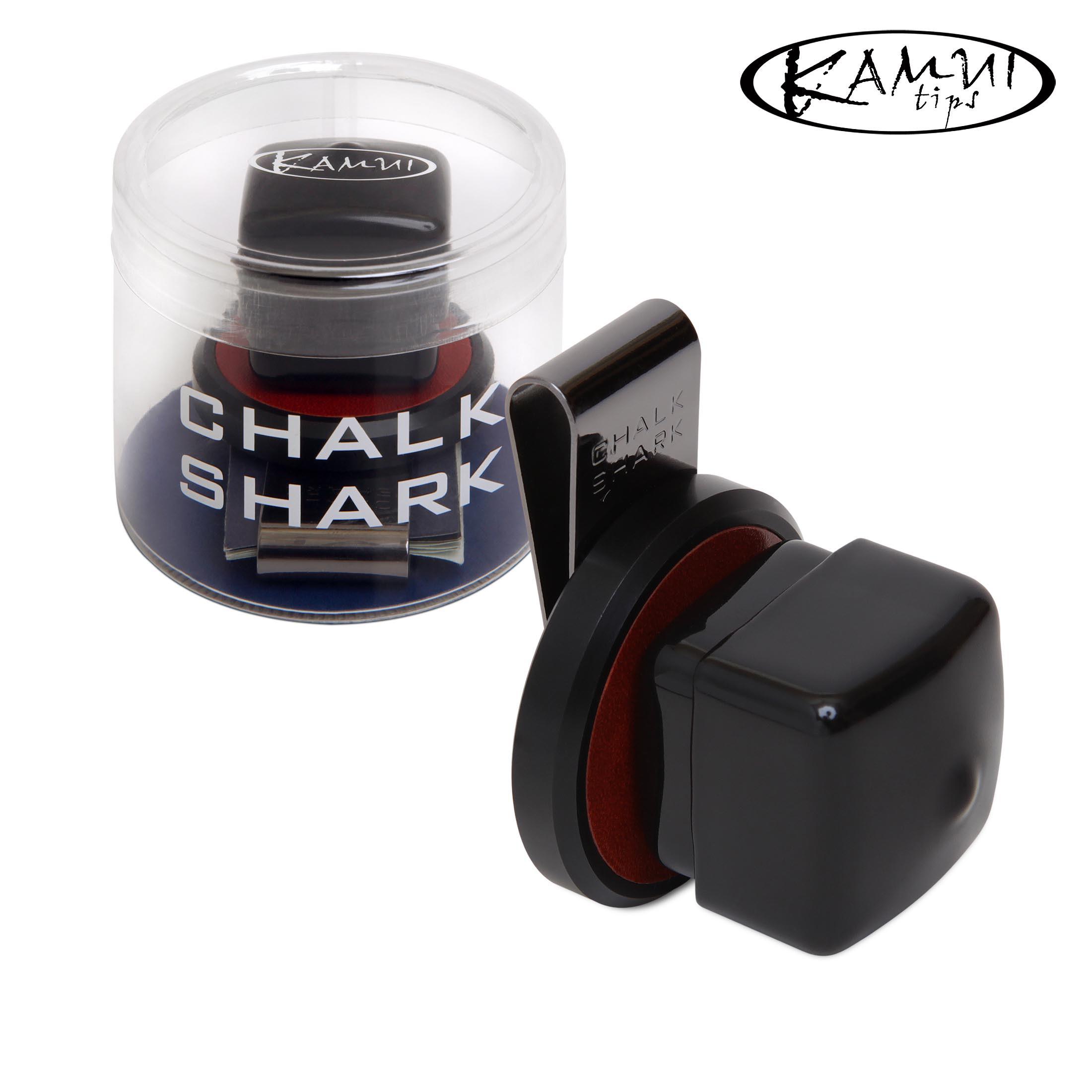 Держатель для мела Kamui Chalk Shark коричневый